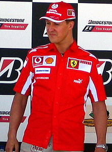 Motorsports Photos - Michael Schumacher