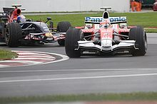 Motorsports Photos - Timo Glock - Glock driving for Toyota F1 at the 2008 Canadian Grand Prix