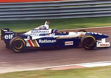 Motorsports Photos - Jacques Villeneuve - Villeneuve driving for the Williams Formula One team at the 1996 Canadian Grand Prix.