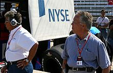 Motorsports Photos - Mario Andretti - Mario (left) and his brother Aldo (right) at pole day for the 2007 Indianapolis 500