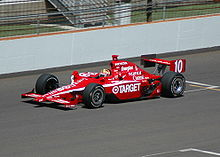 Motorsports Photos - Dan Wheldon - Practicing for the 2007 Indianapolis 500