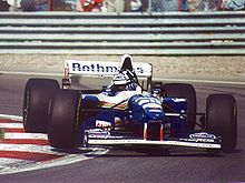 Motorsports Photos - Damon Hill - Damon Hill driving for the Williams Formula One team in Montreal in 1995.