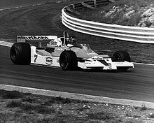 Motorsports Photos - James Hunt - Hunt in 1978 British Grand Prix at Brands Hatch with McLaren M26.