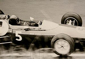 Motorsports Photos - Jim Clark - Jim Clark in German GP 1962