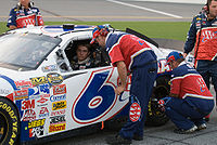 Motorsports Photos - David Ragan