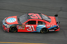 Motorsports Photos - Jeff Burton - 2008 Cup car at Daytona