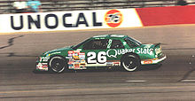 Motorsports Photos - Ricky Rudd - 1989 #26 Buick Regal