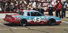Motorsports Photos - Richard Petty - 1983 racecar