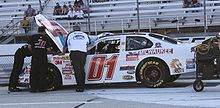 Motorsports Photos - Danny O'Quinn, Jr. - O'Quinn in the #01 in 2009.