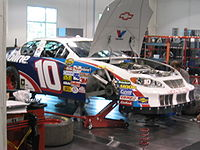 Motorsports Photos - Scott Riggs - Scott Riggs' #10 Chevrolet from 2005.