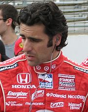 Motorsports Photos - Dario Franchitti
