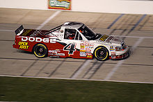 Motorsports Photos - Mike Bliss - Bliss in the #4 truck in 2007
