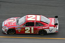 Motorsports Photos - Bill Elliot - 2008 Cup car at Daytona