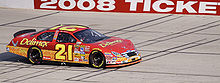 Motorsports Photos - Bill Elliot - Elliott in the Wood Brothers car in 2007