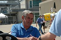Motorsports Photos - Al Unser