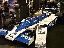 Motorsports Photos - Bobby Unser - Bobby Unser's 1979 Penske Cosworth Indycar