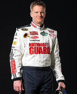 Motorsports Photos - Dale Earnhardt, Jr.