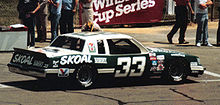 Motorsports Photos - Harry Gant - Gant's 1983 racecar