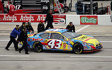 Motorsports Photos - Bobby Labonte - Labonte's 2007 car
