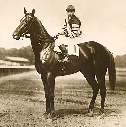 Horse Racing Photos - Man O' War