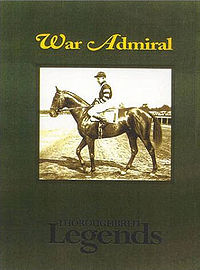 Horse Racing Photos - War Admiral