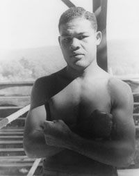 Boxing Photos - Joe Louis