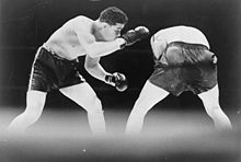 Boxing Photos - Joe Louis - Louis vs. Schmeling