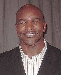 Boxing Quote - Evander Holyfield Quote
