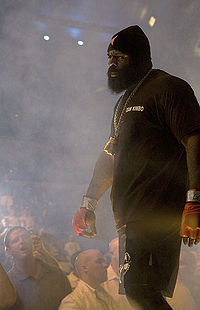 Boxing Photos - Kimbo Slice
