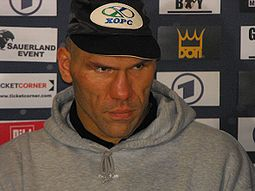 Boxing Photos - Nikolay Valuev