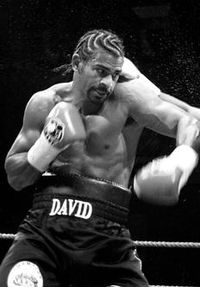 Boxing Photos - David Haye