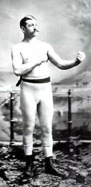 Boxing Photos - John L. Sullivan
