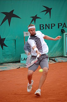 Tennis Photos - Mardy Fish