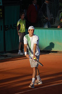 Tennis Photos - Tommy Haas - Haas at the 2009 French Open