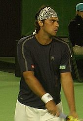 Tennis Photos - Mark Philippoussis - At the 2006 Australian Open