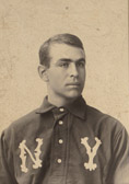 Baseball Photos - Dave Fultz - Fultz in 1903.
