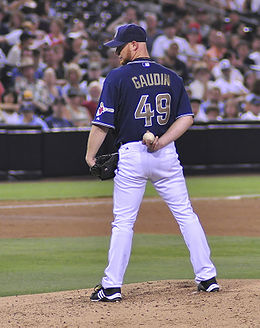 Baseball Quote - Chad Gaudin Quote