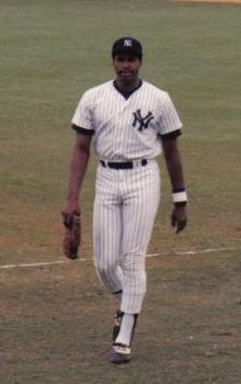 Baseball Photos - Dave Winfield - Spring Training 1983