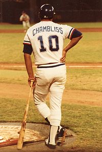 Baseball Photos - Chris Chambliss
