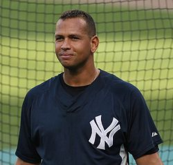 Baseball Photos - Alex Rodriguez