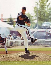 Baseball Photos - Jim Abbott