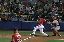 Baseball Photos - Andruw Jones - Andruw Jones at bat in 2006