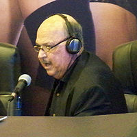 "Sports Photos - Mean Gene Okerlund - ""Mean"" Gene Okerlund"