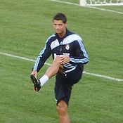 Soccer Photos - Cristiano Ronaldo  - Ronaldo with Real Madrid.