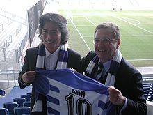 Soccer Photos - Ahn Jung-Hwan - Ahn Joining Duisburg in February 2006