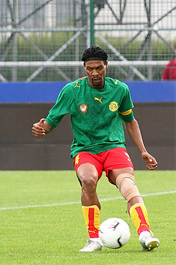 Soccer Photos - Rigobert Song