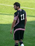 Soccer Photos - André-Pierre Gignac - Gignac during a 2008