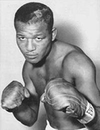 Boxing Photos - Sugar Ray Robinson