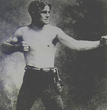 Boxing Photos - Billy Papke - Papke in 1909
