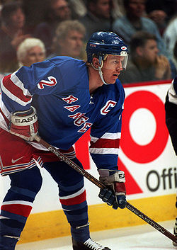 Hockey Photos - Brian Leetch